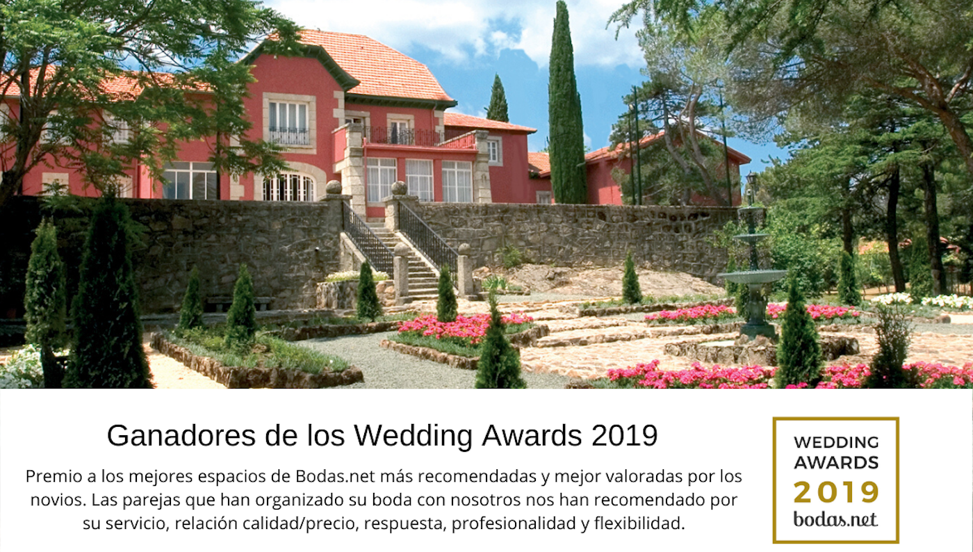 Ganadores de los Wedding Awards 2019